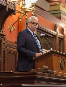 Deputy Speaker Bob Godfrey